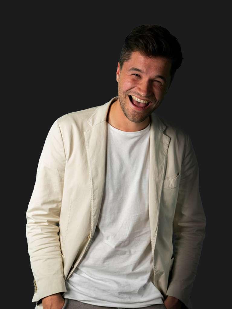 Portrait foto Wim